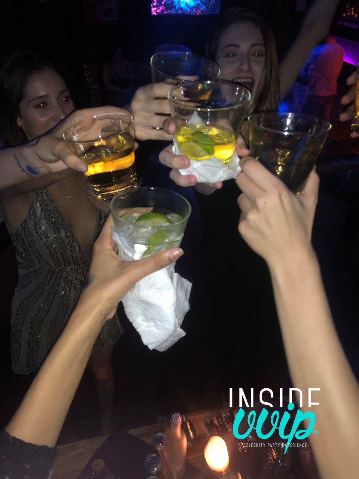 Goa Bachelors Nightclub Party