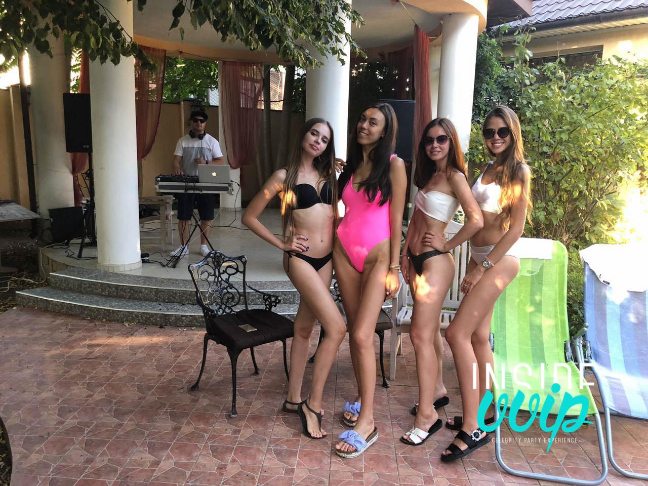 Inside VVIP Odessa Villa Party